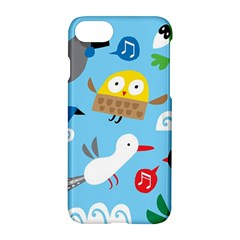 New Zealand Birds Close Fly Animals Apple Iphone 7 Hardshell Case