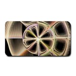 Background With Fractal Crazy Wheel Medium Bar Mats 16 x8.5 Bar Mat - 1