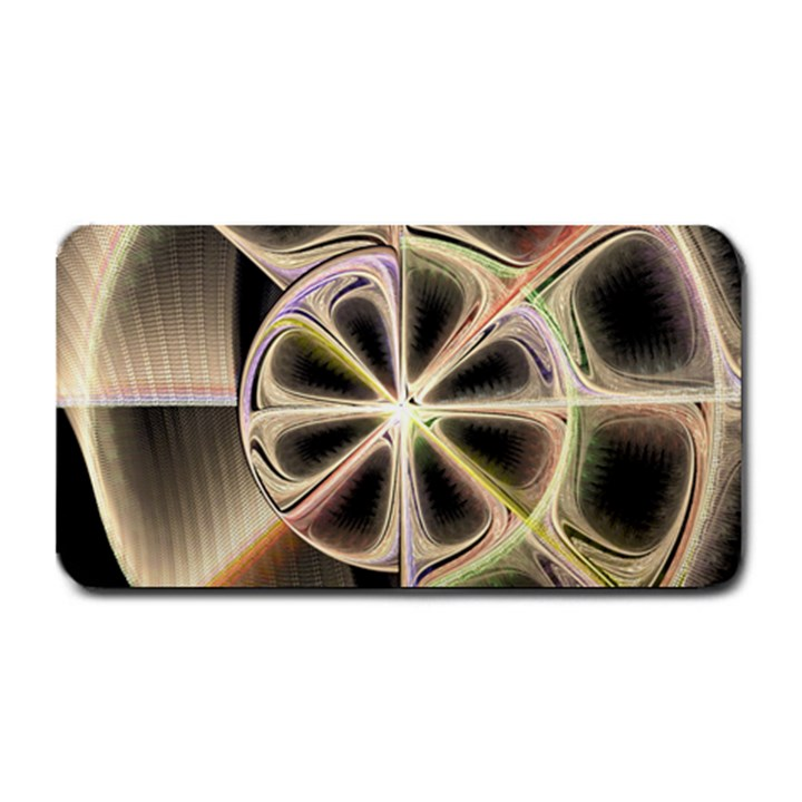 Background With Fractal Crazy Wheel Medium Bar Mats