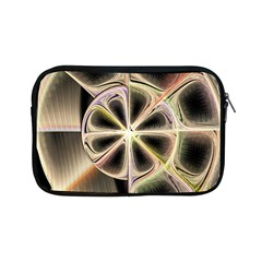 Background With Fractal Crazy Wheel Apple Ipad Mini Zipper Cases