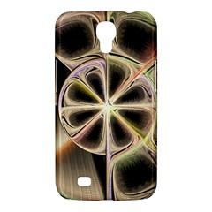 Background With Fractal Crazy Wheel Samsung Galaxy Mega 6.3  I9200 Hardshell Case