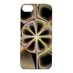Background With Fractal Crazy Wheel Apple iPhone 5S/ SE Hardshell Case