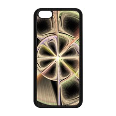 Background With Fractal Crazy Wheel Apple iPhone 5C Seamless Case (Black)
