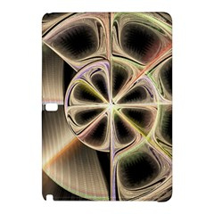 Background With Fractal Crazy Wheel Samsung Galaxy Tab Pro 10.1 Hardshell Case