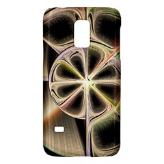Background With Fractal Crazy Wheel Galaxy S5 Mini
