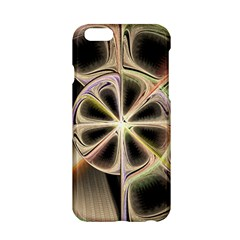 Background With Fractal Crazy Wheel Apple iPhone 6/6S Hardshell Case