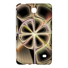 Background With Fractal Crazy Wheel Samsung Galaxy Tab 4 (7 ) Hardshell Case