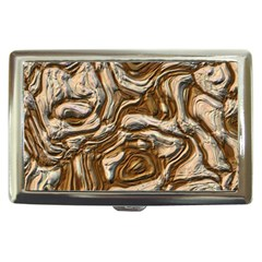 Fractal Background Mud Flow Cigarette Money Cases
