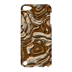 Fractal Background Mud Flow Apple iPod Touch 5 Hardshell Case
