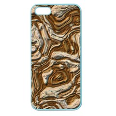 Fractal Background Mud Flow Apple Seamless Iphone 5 Case (color)
