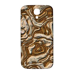 Fractal Background Mud Flow Samsung Galaxy S4 I9500/i9505  Hardshell Back Case