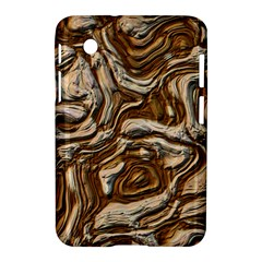 Fractal Background Mud Flow Samsung Galaxy Tab 2 (7 ) P3100 Hardshell Case