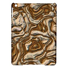 Fractal Background Mud Flow iPad Air Hardshell Cases