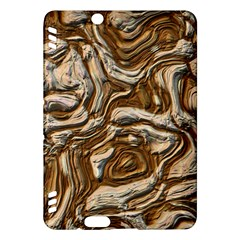 Fractal Background Mud Flow Kindle Fire HDX Hardshell Case