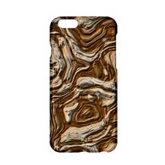 Fractal Background Mud Flow Apple Iphone 6/6s Hardshell Case