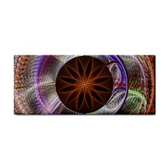 Background Image With Hidden Fractal Flower Cosmetic Storage Cases