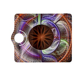 Background Image With Hidden Fractal Flower Kindle Fire Hdx 8 9  Flip 360 Case