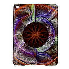 Background Image With Hidden Fractal Flower Ipad Air 2 Hardshell Cases