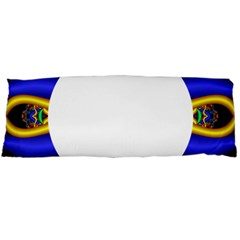 Symmetric Fractal Snake Frame Body Pillow Case (Dakimakura)