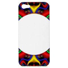 Symmetric Fractal Snake Frame Apple iPhone 5 Hardshell Case