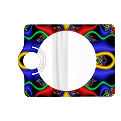 Symmetric Fractal Snake Frame Kindle Fire HD (2013) Flip 360 Case