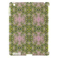Digital Computer Graphic Seamless Wallpaper Apple iPad 3/4 Hardshell Case (Compatible with Smart Cover)
