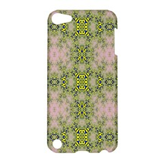 Digital Computer Graphic Seamless Wallpaper Apple iPod Touch 5 Hardshell Case