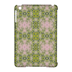 Digital Computer Graphic Seamless Wallpaper Apple iPad Mini Hardshell Case (Compatible with Smart Cover)