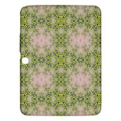 Digital Computer Graphic Seamless Wallpaper Samsung Galaxy Tab 3 (10.1 ) P5200 Hardshell Case