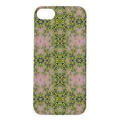 Digital Computer Graphic Seamless Wallpaper Apple iPhone 5S/ SE Hardshell Case