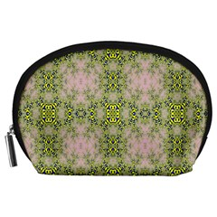 Digital Computer Graphic Seamless Wallpaper Accessory Pouches (Large)