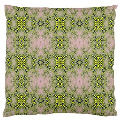 Digital Computer Graphic Seamless Wallpaper Large Flano Cushion Case (one Side)