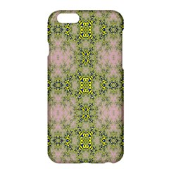 Digital Computer Graphic Seamless Wallpaper Apple iPhone 6 Plus/6S Plus Hardshell Case