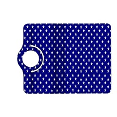 Rainbow Polka Dot Borders Colorful Resolution Wallpaper Blue Star Kindle Fire Hd (2013) Flip 360 Case