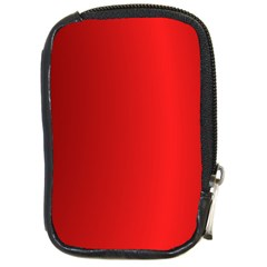 Red Gradient Fractal Backgroun Compact Camera Cases
