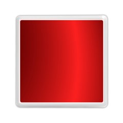 Red Gradient Fractal Backgroun Memory Card Reader (square)