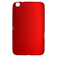 Red Gradient Fractal Backgroun Samsung Galaxy Tab 3 (8 ) T3100 Hardshell Case