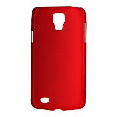Red Gradient Fractal Backgroun Galaxy S4 Active
