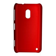 Red Gradient Fractal Backgroun Nokia Lumia 620