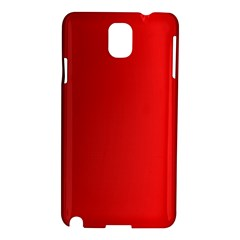 Red Gradient Fractal Backgroun Samsung Galaxy Note 3 N9005 Hardshell Case