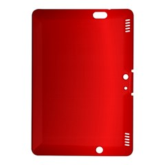 Red Gradient Fractal Backgroun Kindle Fire HDX 8.9  Hardshell Case