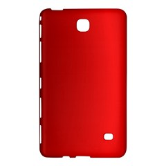 Red Gradient Fractal Backgroun Samsung Galaxy Tab 4 (8 ) Hardshell Case