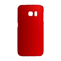 Red Gradient Fractal Backgroun Galaxy S6 Edge