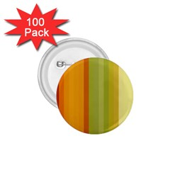 Colorful Citrus Colors Striped Background Wallpaper 1 75  Buttons (100 Pack)