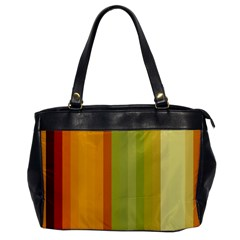Colorful Citrus Colors Striped Background Wallpaper Office Handbags