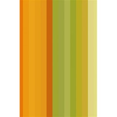 Colorful Citrus Colors Striped Background Wallpaper 5 5  X 8 5  Notebooks