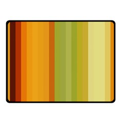 Colorful Citrus Colors Striped Background Wallpaper Double Sided Fleece Blanket (small)