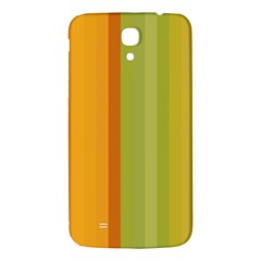 Colorful Citrus Colors Striped Background Wallpaper Samsung Galaxy Mega I9200 Hardshell Back Case