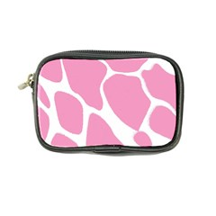 Baby Pink Girl Pattern Colorful Background Coin Purse