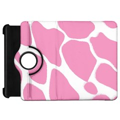 Baby Pink Girl Pattern Colorful Background Kindle Fire HD 7